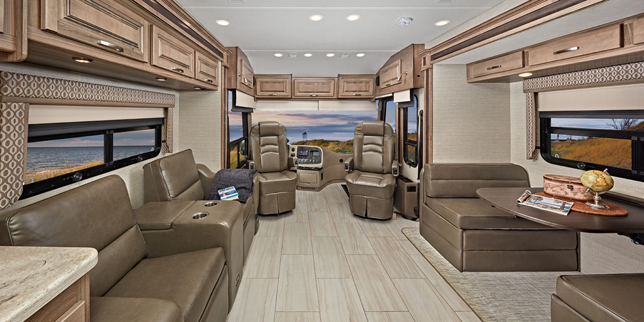 2019 Jayco Embark Interior Front