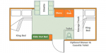 2020 Somerset E3 Box Floorplan