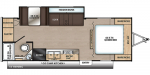 2020 Coachmen Catalina Summit Series 7 212RBS Floorplan