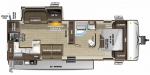 2020 Highland Ridge Mesa Ridge Lite MR2804RK Floorplan