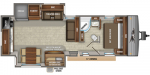 2020 Jayco Jay Flight 31MLS Floorplan