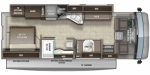 2021 Entegra Coach Vision 29S Floorplan