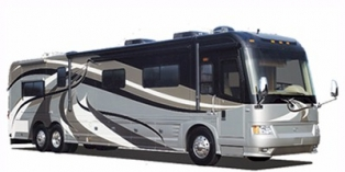 2008 Country Coach Intrigue 530 Ovation II (Quad Slide)