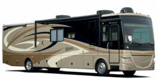 2008 Fleetwood Discovery® 39V