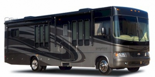 2009 Forest River Georgetown 350TS