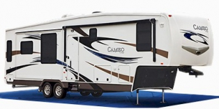 2012 Carriage Cameo 37RE3