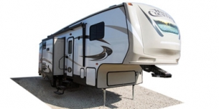 2015 CrossRoads Hill Country HCF34RE