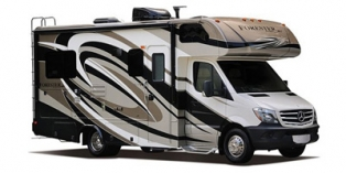2015 Forest River Forester 2401S MBS