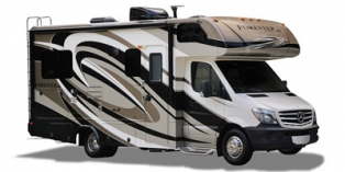 2017 Forest River Forester 2401S MBS