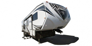 2020 Eclipse Attitude Wide Body 5th Wheel 3218 MM