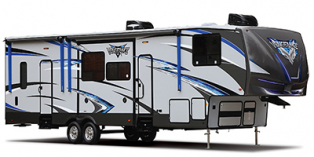 2017 Forest River Vengeance 377V