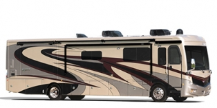 2018 Fleetwood Discovery® 39F