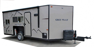 2020 Forest River Cherokee Grey Wolf Fish House 17TH