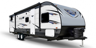 2018 Forest River Salem Cruise Lite T211SSXL