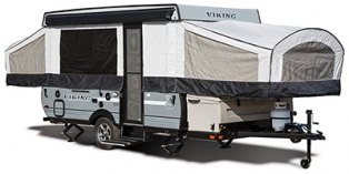 2020 Coachmen Viking Epic 1760 QS
