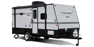 2019 Coachmen Viking Saga 16SBH