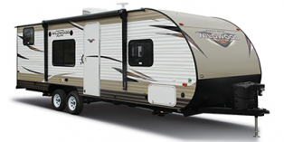 2020 Forest River Wildwood X-Lite West 241RLXL