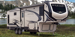 2020 Keystone Montana High Country 344RL