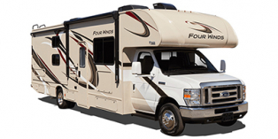 2020 Thor Motor Coach Four Winds 31Y