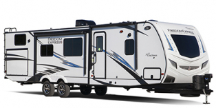 2020 Coachmen Freedom Express Liberty Edition 292BHDSLE
