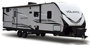 2021 CrossRoads Volante Travel Trailer VL29RB