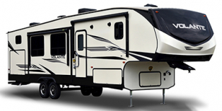 2020 CrossRoads Volante 5th Wheel VL295BH