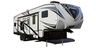 2020 Eclipse Attitude Wide Lite 5th Wheel 2919SAG