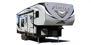 2020 Genesis Supreme Vortex V Fifth Wheel 3619V