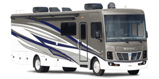 2020 Holiday Rambler Vacationer® 33C
