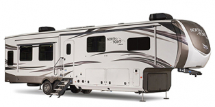 2020 Jayco North Point 383FKWS