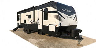 2021 Keystone Hideout (Travel Trailer - East/All) 192RB
