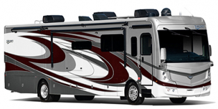 2021 Fleetwood Discovery® 38N