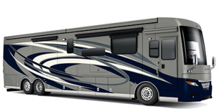 2021 Newmar London Aire 4583