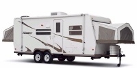 2008 Forest River Rockwood Roo 23SS