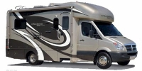2009 Four Winds Chateau Citation 24SB Sprinter