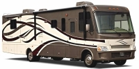 2010 Damon Motor Coach Daybreak 36SD