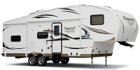2013 Forest River Flagstaff Classic Super Lite 8524RLWS