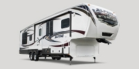 2014 Keystone Alpine 3535RE
