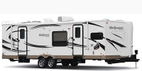 2015 Forest River Rockwood Windjammer 3006WK