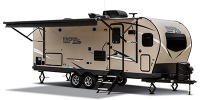 2020 Forest River Flagstaff Micro Lite 22FBS