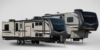 2020 Keystone Sprinter Limited (Travel Trailer) 330KBS