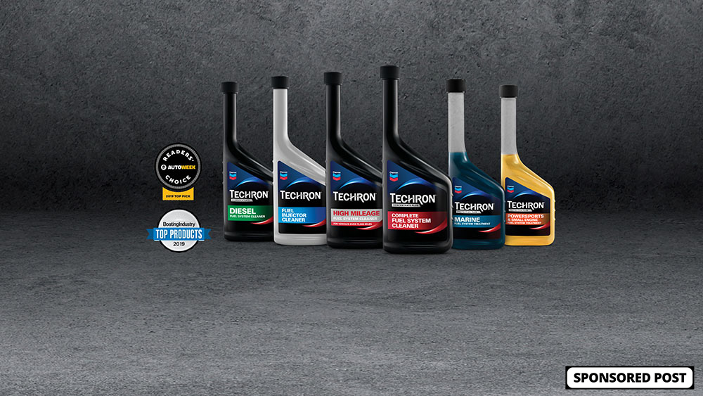 Techron Complete Fuel System Cleaner